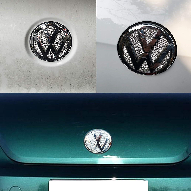 Black 2013-2018 Rear YaaGoo Outside Emblem Crystal Sticker for Beetles