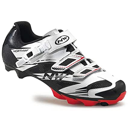 01f809fe023 Northwave 2016 Scorpius 2 SRS MTB Cycling Shoes - 80162025-53 (White/Black