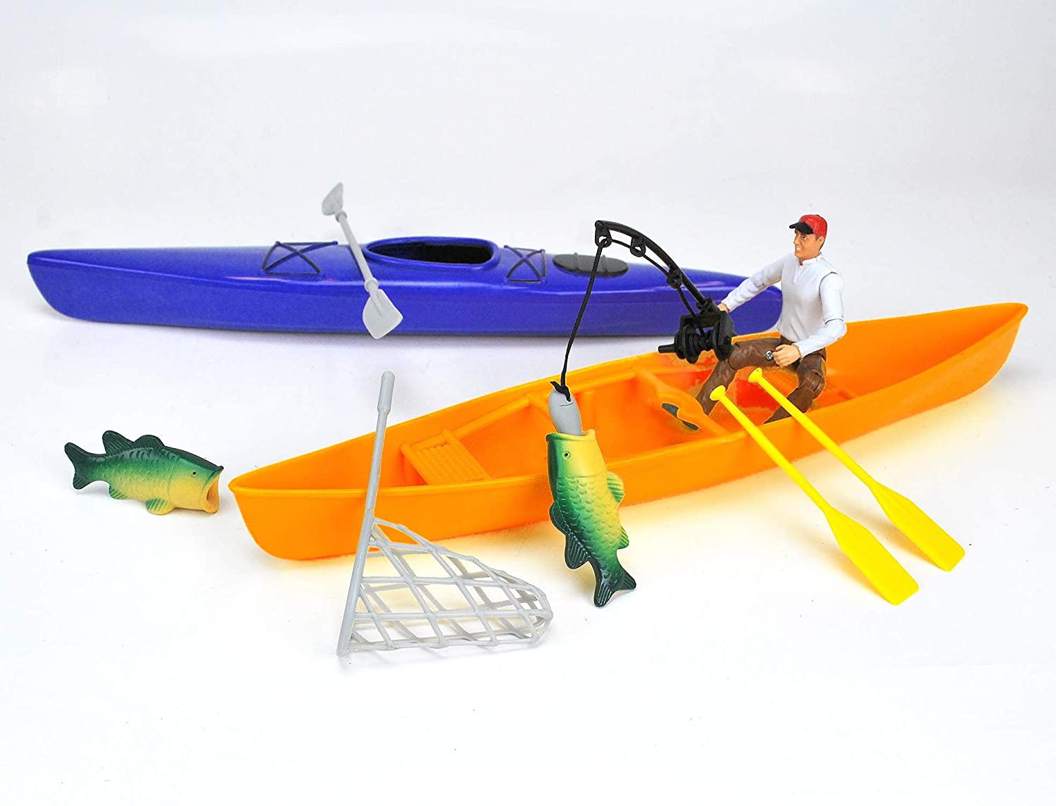 Tree House Kids Deluxe Fishing Accessory Kit