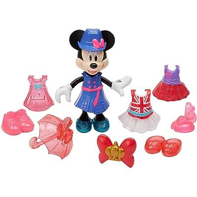 Fisher-Price Disney Minnie, London High Fashion Minnie: Toys & Games
