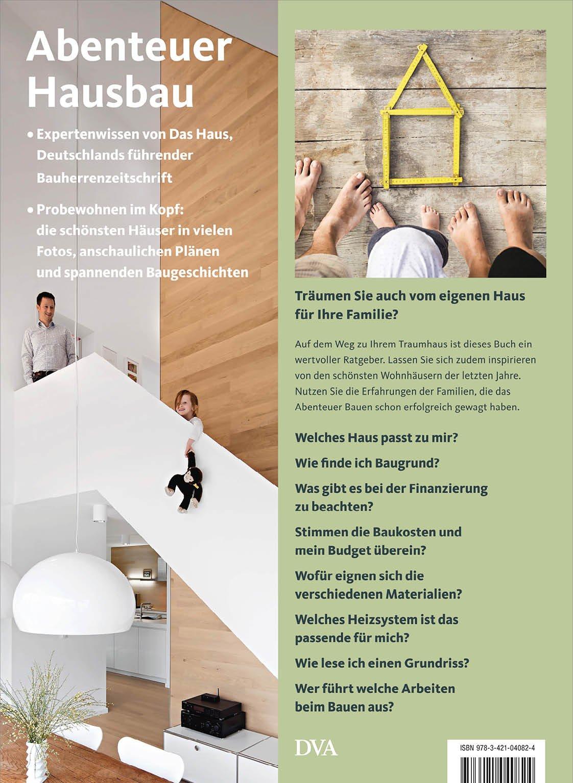 Unser Haus: Das große IDEEN-BUCH zum Planen und Bauen: Amazon.de ...