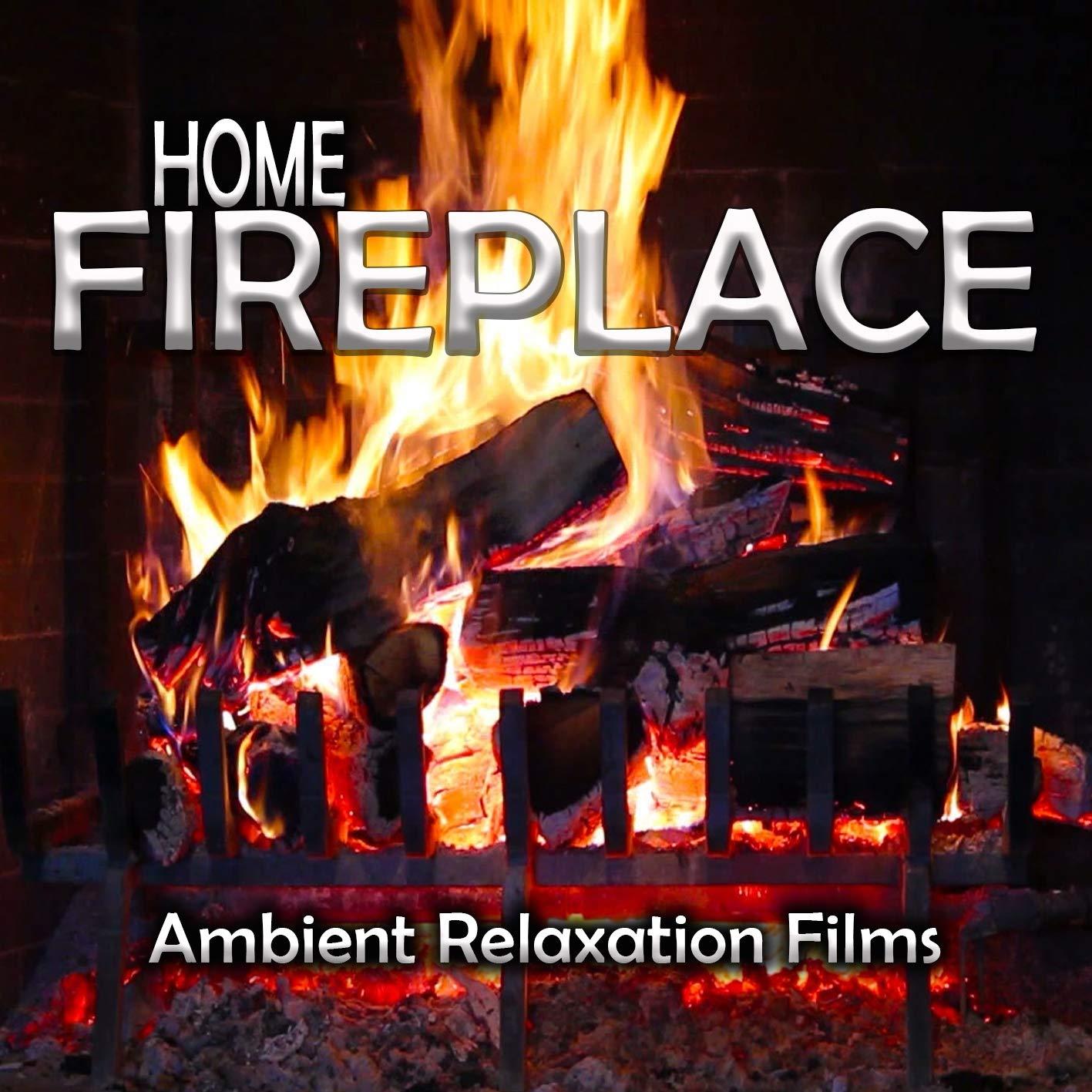 Amazon com: Home Fireplace - Ambient Relaxation: Jennifer