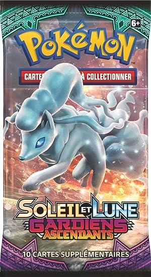 c39e67ae22d2b Asmodée - POSL202 - Booster Pokémon Soleil et Lune 2: Amazon.fr ...