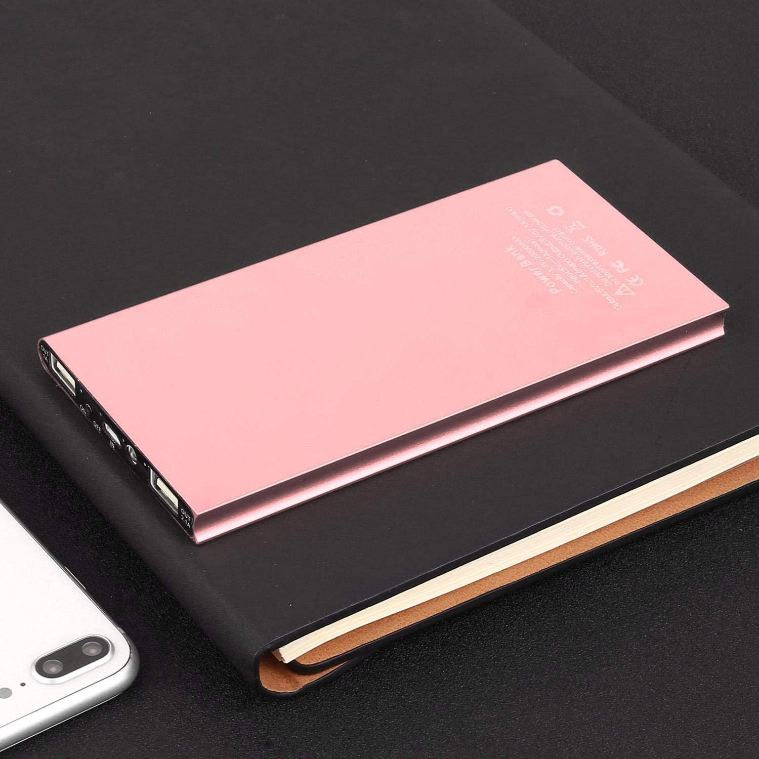 20000mAh/Power Bank/Ultra-Thin Portable External Battery Charger Power Bank for Cell Phone