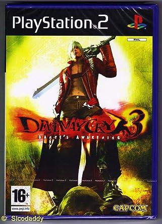 Capcom Devil May Cry 3, PS2 - Juego (PS2): Amazon.es: Videojuegos
