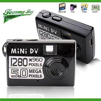 Kleinste Kamera Der Welt Mini Dv Mini Kamera Spy Cam Amazonde Kamera