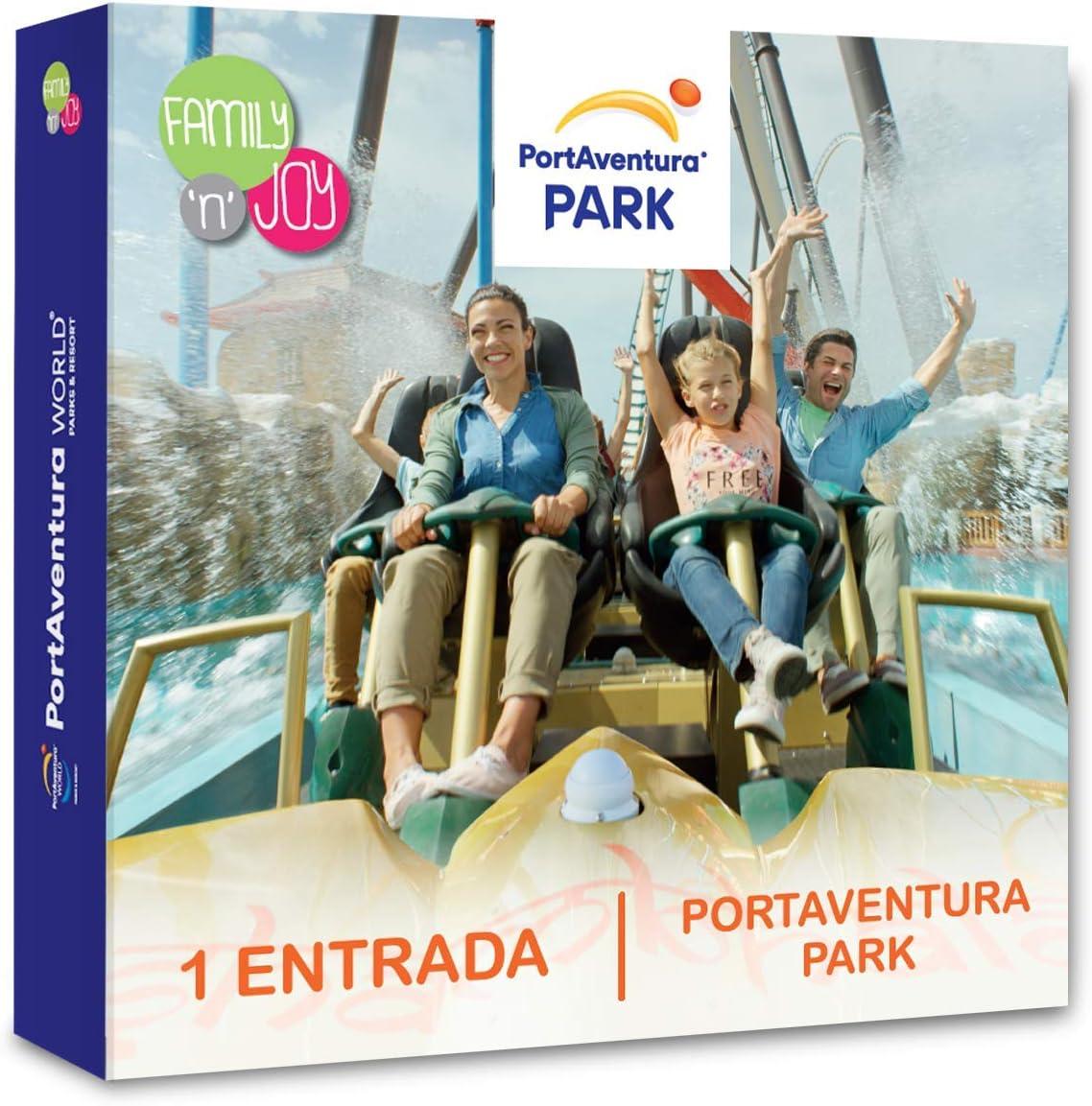 family n joy port aventura