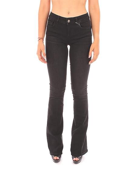 Liu Jo U69020D4370 Pantalones Vaqueros Mujer: Amazon.es ...