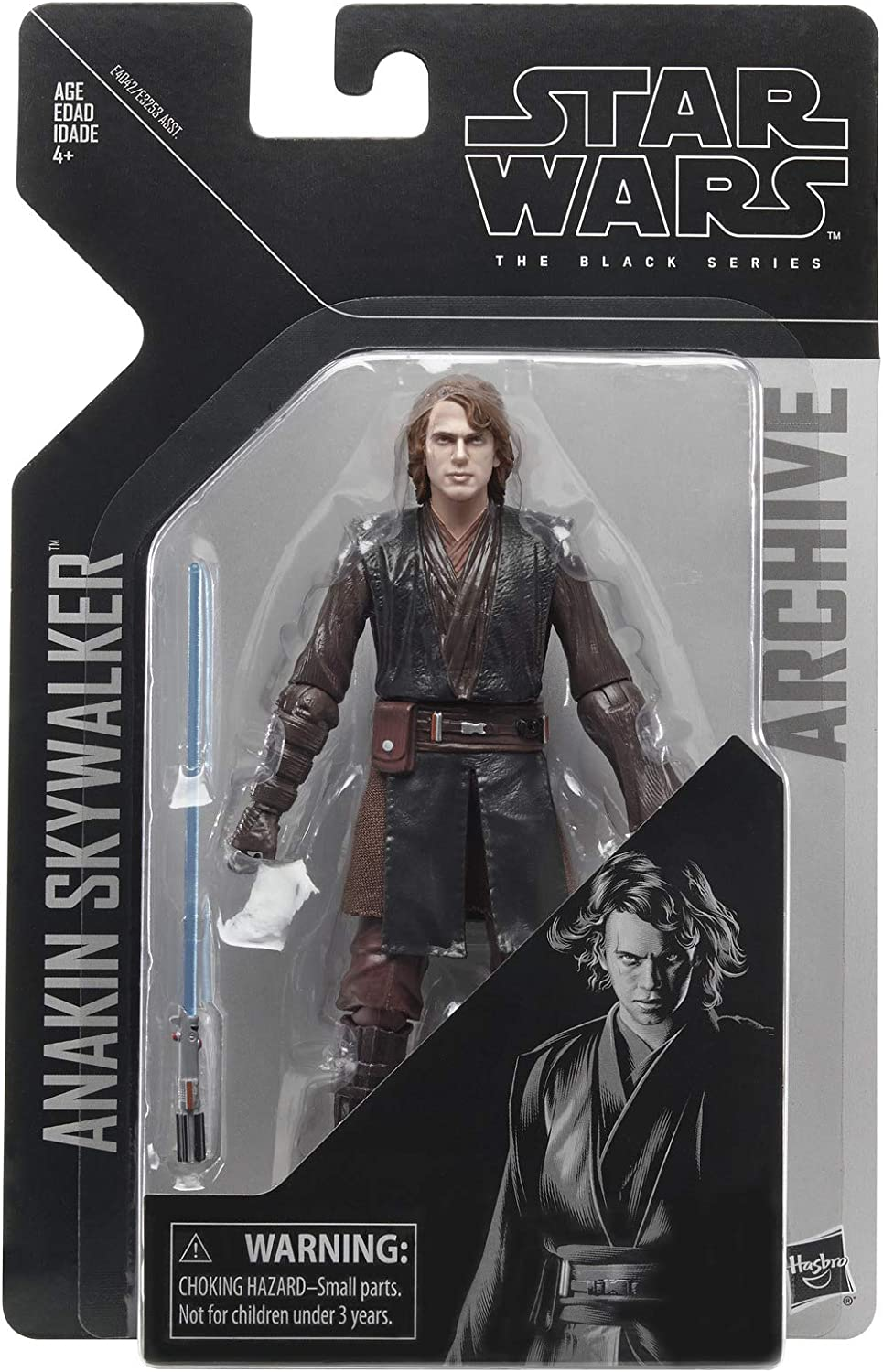 Star Wars Anakin Skywalker to Darth Vader Action Figure Hasbro Australia