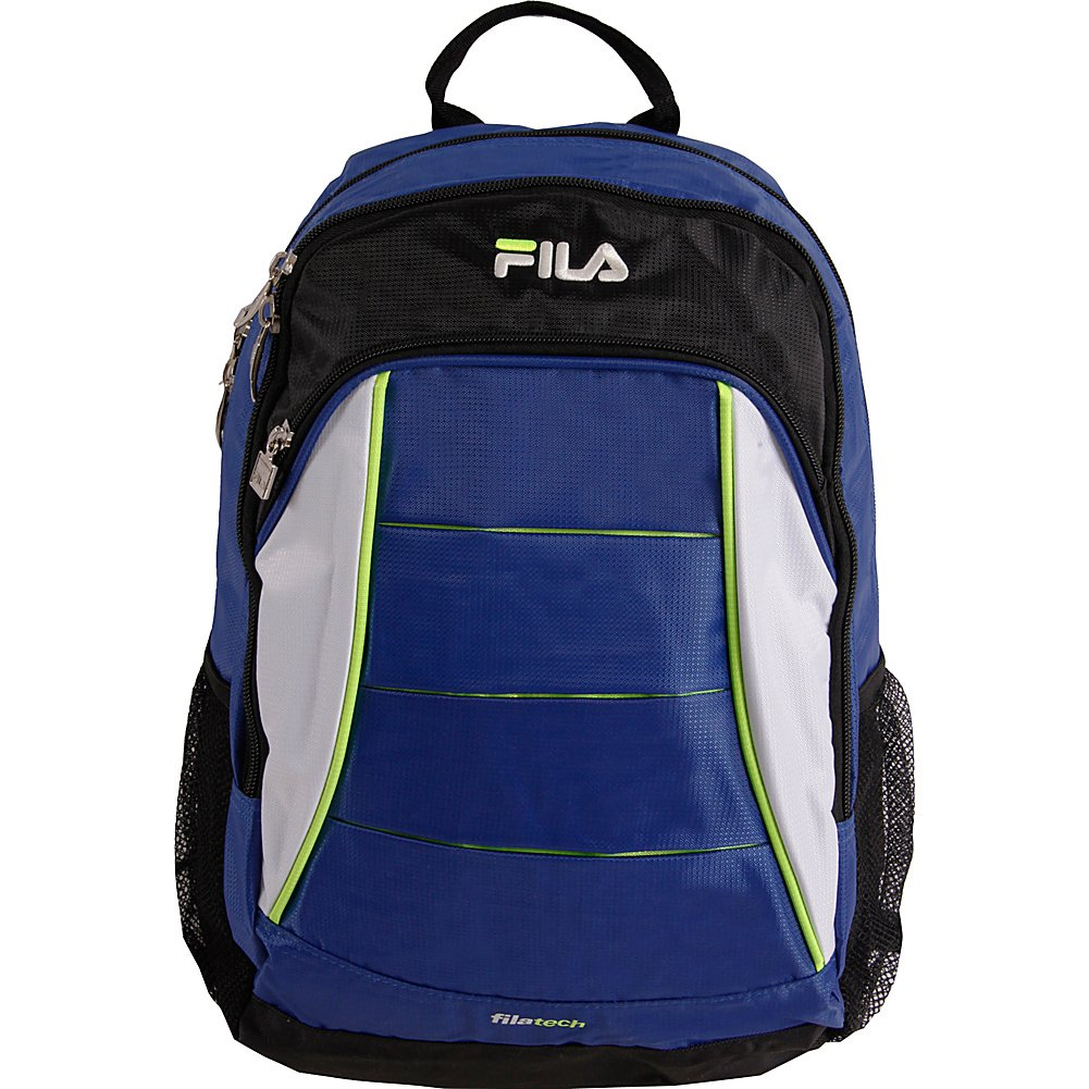 Fila Horizon Backpack Laptop, BLUE, One Size