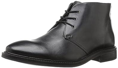 1f73ad8ab22c54 Amazon.com | JOSEPH ABBOUD Men's Burk Ankle Bootie, Black, 8 D US ...