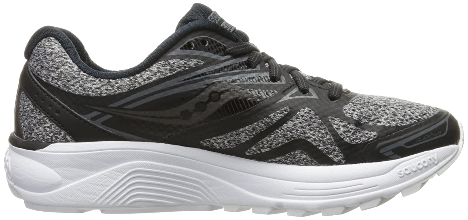 Saucony Women's Ride 9 B(M) Running Shoe B01GIPX4RQ 7 B(M) 9 US|Grey/Black 2d5a0c