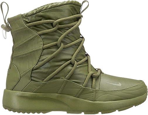 Nike WMNS Tanjun High Rise Womens Ao0355-300 Size 6