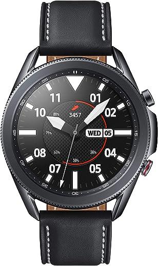 Samsung Galaxy Watch 3 45mm Bluetooth (Mystic Black),SM-R840NZKAINS