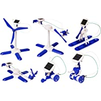 Edu-Toys 6 合 1 太阳能套件
