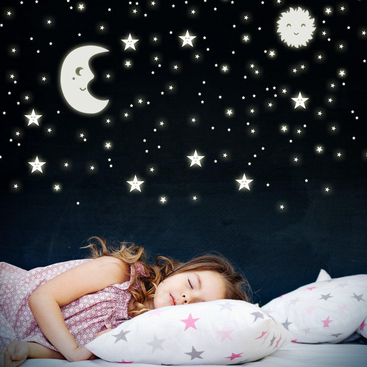 Resultado de imagen para estela lunar nocturna pics luz fluorescente en techo