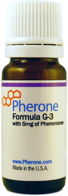 Formula G-3 de Pherone Colonia de Hombre para Atraer Hombres, con Feromonas Humanas Puras