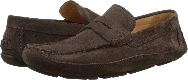Geox U Melbourne A, Mocassins (Loafers)