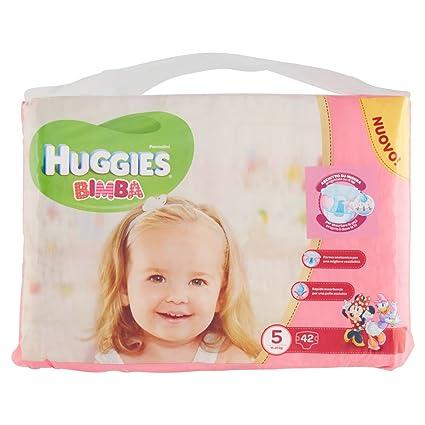 Huggies - Bimba - Pañales - Talla 5 (11-25 kg) - 42