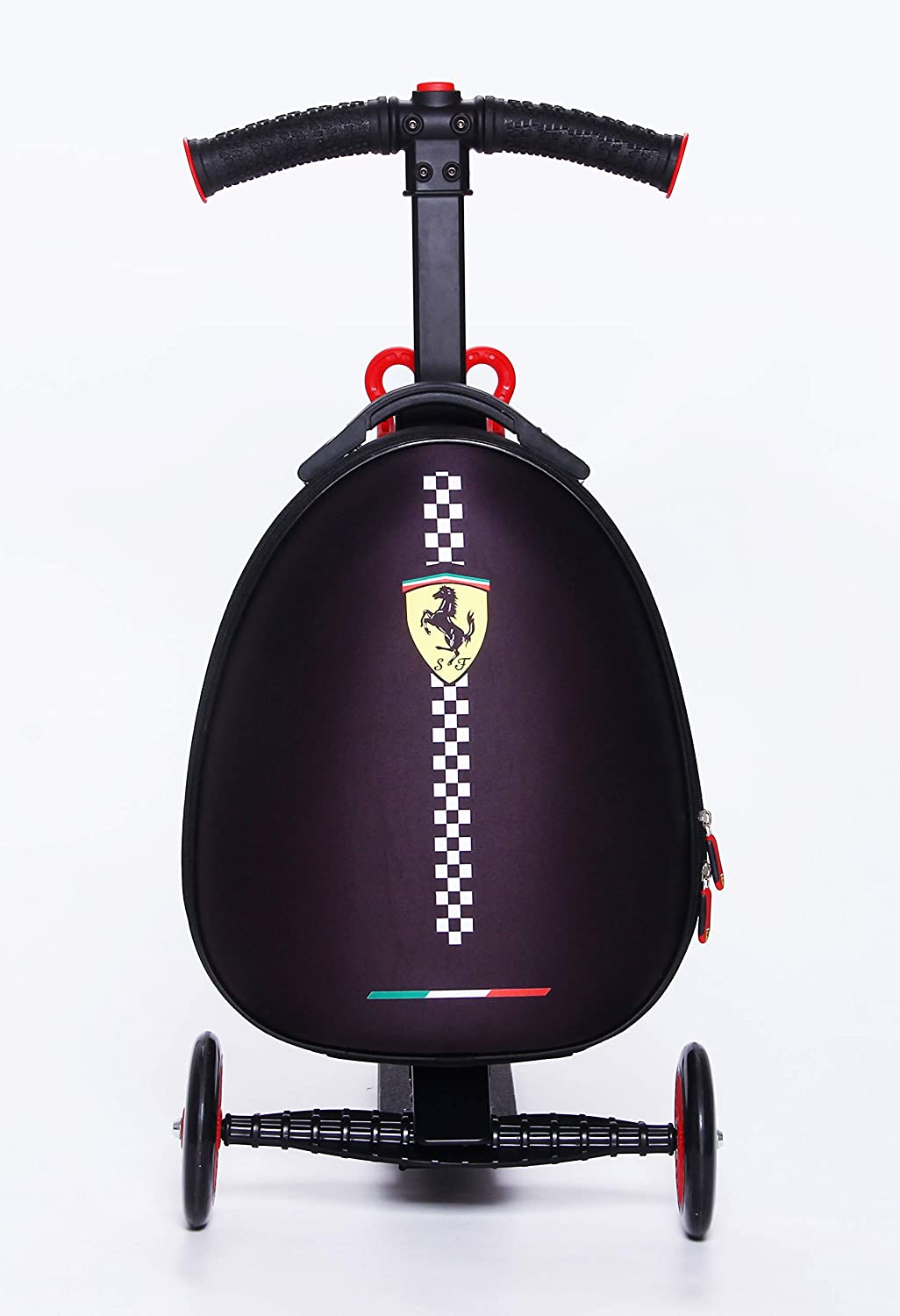 Ferrari Kids Scooter Luggage