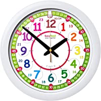 EasyRead Time Teacher Analog Learn The Time Children's Wall Clock #ERTT-DIG