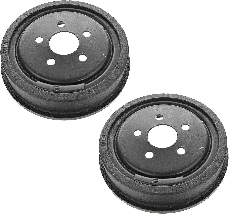 Rear Brake Drum Shoes And Spring Kit For Chevrolet Cavalier Pontiac Sunfire