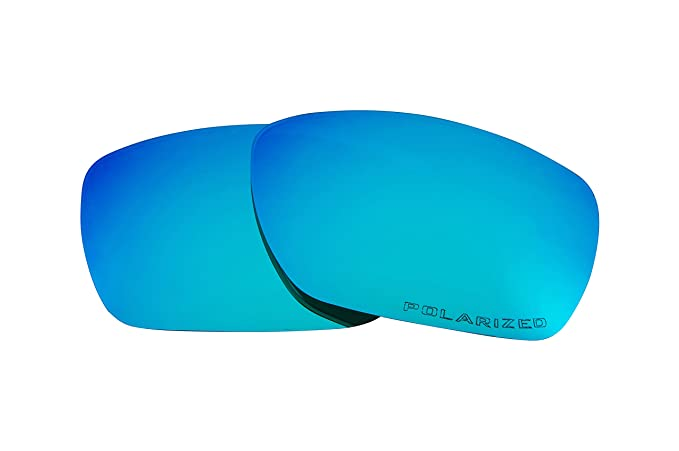 add93b12a24 Best SEEK Polarized Replacement Lenses for Oakley TINFOIL CARBON Blue  Mirror  Amazon.co.uk  Clothing