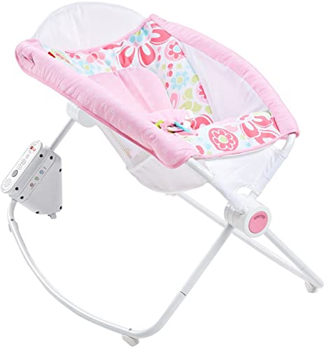 Buy Fisher Price Newborn Auto Rock N Play Sleeper Floral Confetti