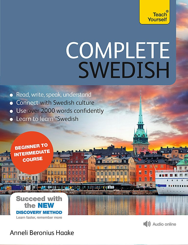 Complete Swedish Beginner To Intermediate Course   Book And Audio Support   Teach Yourself Band 5