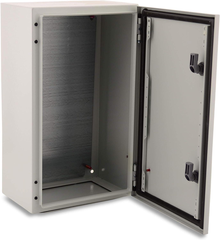 Armario de distribuci/ón caja de acero de pared Treva IP66 250x200x150mm BOXEXPERT