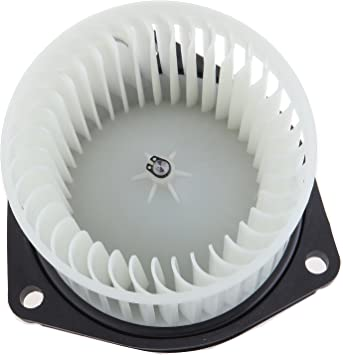 ECCPP ABS plastic Heater Blower Motor w// Fan Cage for Chevy Cutlass Malibu Grand Am