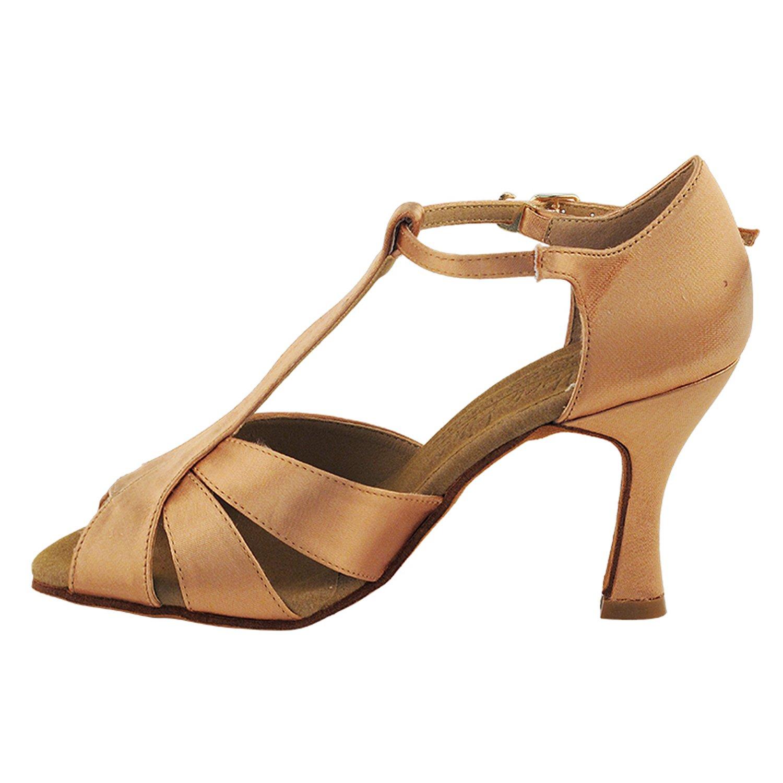 Gold Pigeon schuhe Tanzkleiderschuhe Tanzkleiderschuhe Tanzkleiderschuhe (50 Farben) für Frauen B078JX1RPN Tanzschuhe Gutes Design bbb5c9
