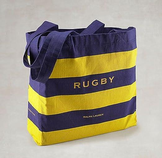Polo Ralph Lauren Rugby ligero algodón playa deporte bolsa de ...