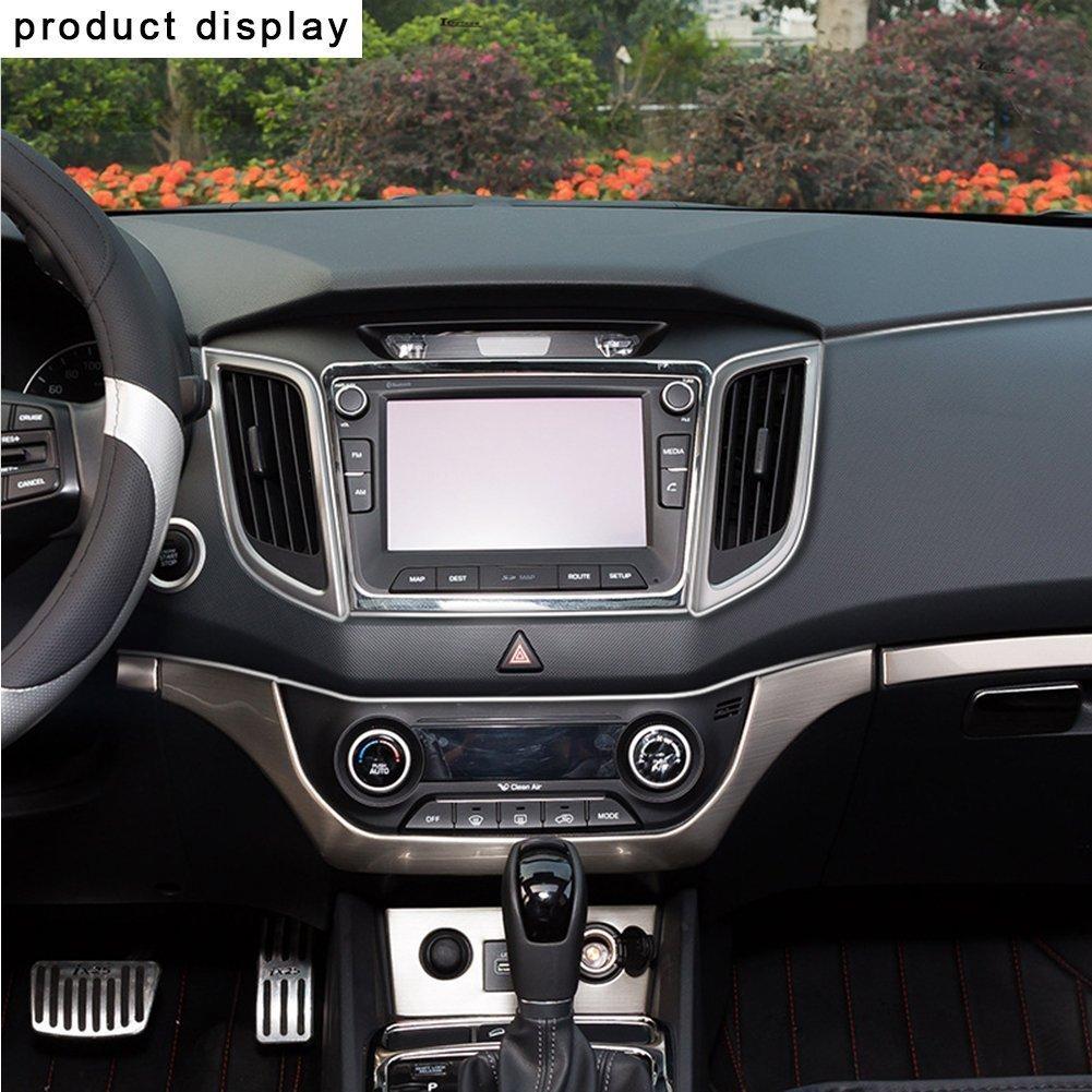 YY-LC - Líneas de llenado para automóviles extraíbles 3D para interior y exterior de coche, para decoración de coche, para accesorios universales de coche, ...