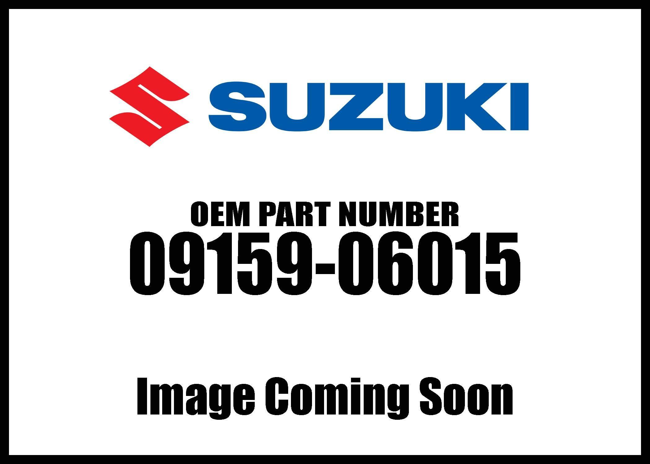 Suzuki Front Bumper Nu 09159-06015 New Oem by Suzuki (Image #1)