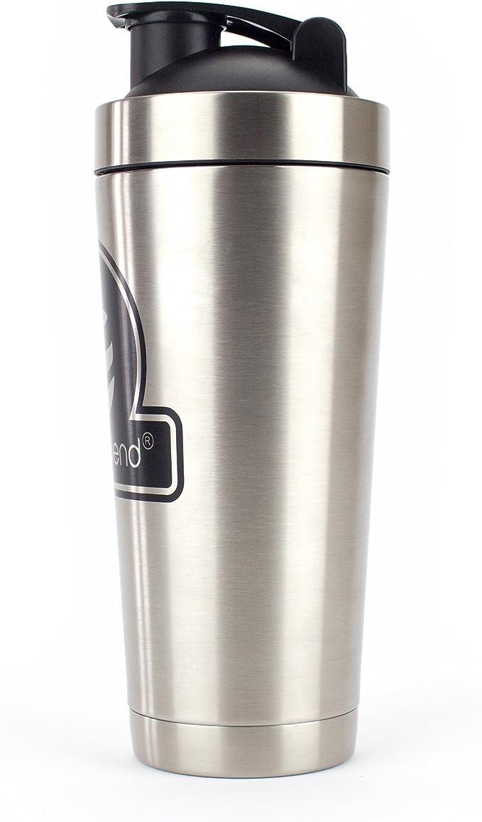 Acquablend® Premium Premium Mixer Bouteille thermos en acier ...