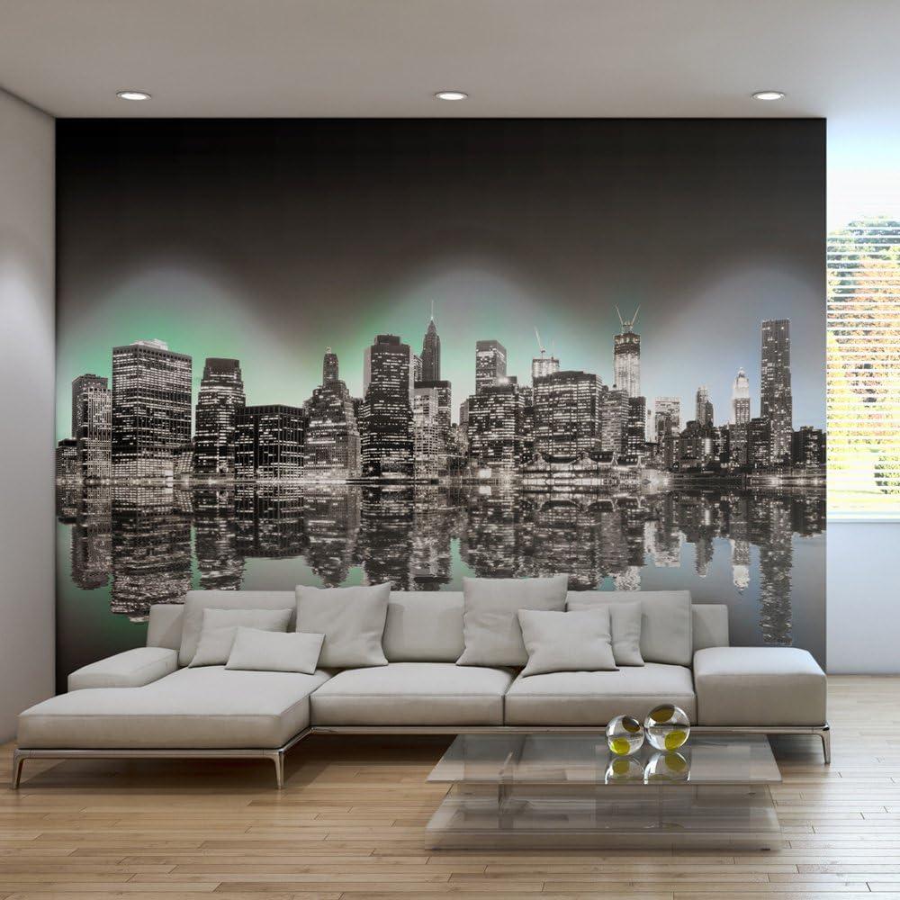 murando Carta da parati 450x270 cm Fotomurali in TNT Murale alla moda Decorazione da Muro XXL Poster Gigante Design Carta per pareti New York 10060904-21