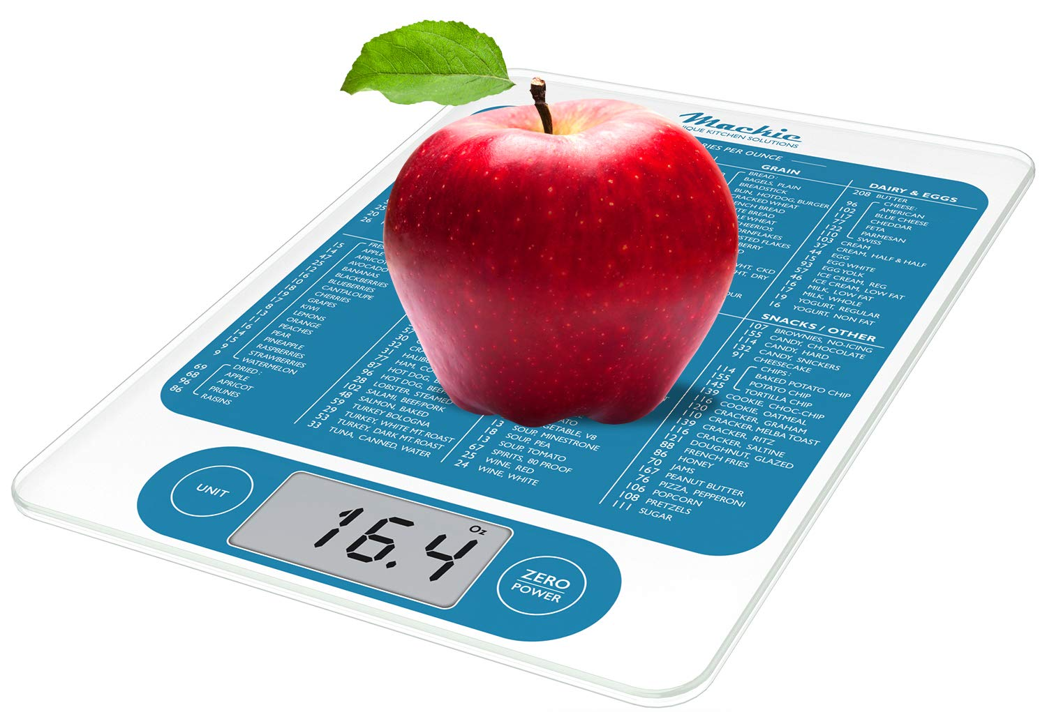 Mackie C19 Food Scale, Digital Kitchen Scale