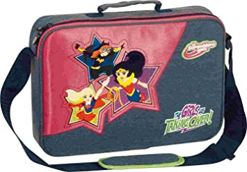 DC Super Hero Girls Stars Mochilas Infantiles, 38 cm: Amazon.es: Equipaje