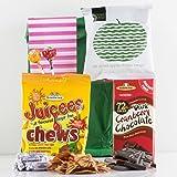 Natures Hampers Diabetic Snacks Gift Box - Suitable for Vegetarians