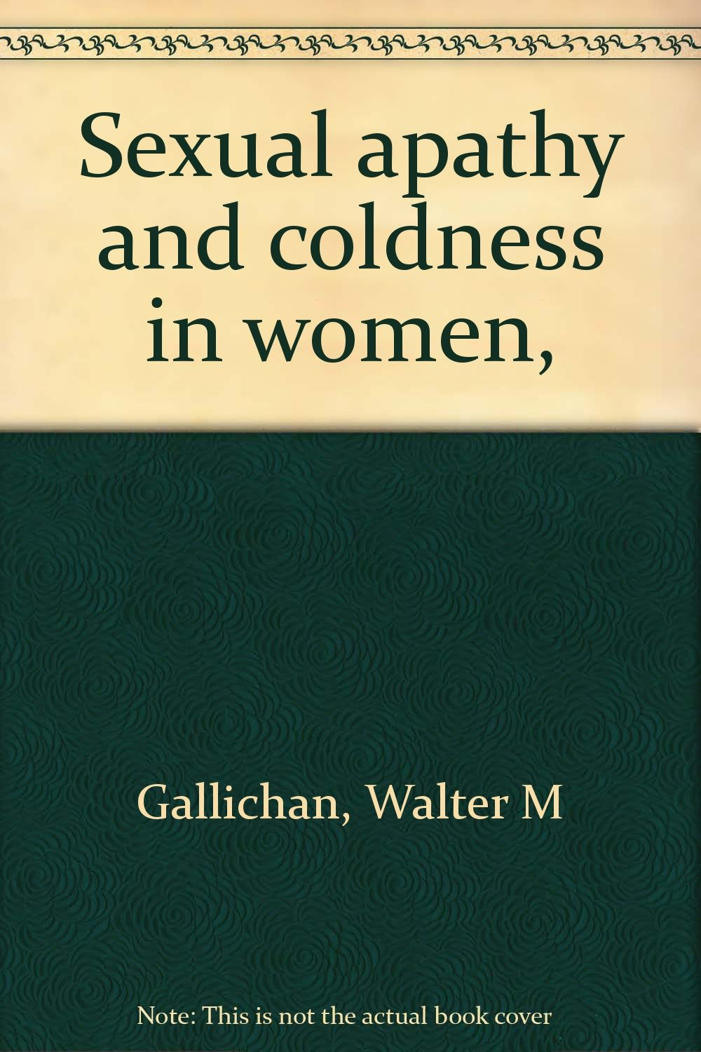 Sexual coldness 93