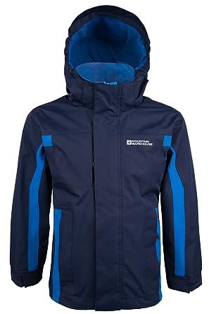 Amazon.com: Mountain Warehouse Samson Waterproof Boys Kids Jacket ...
