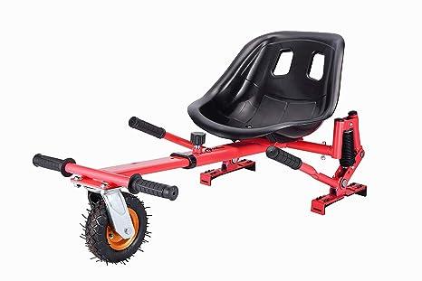 hishine Hoverboard Go Kart, Accesorio para Asiento de ...