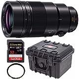 PANASONIC LUMIX H-ES200 G LEICA 200mm DG (Includes 1.4X Teleconverter) Bundle