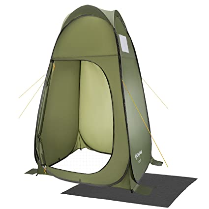 KingCamp Portable Pop up DressingChanging Tent with Carry