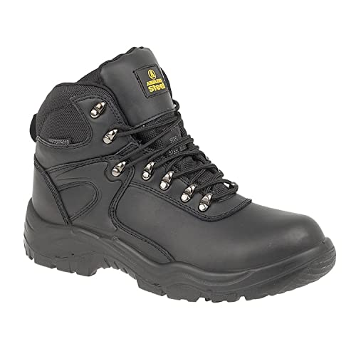 Steel Safetywomens Safety Bootsboots Fs218 Wp Amblers RLq354Aj