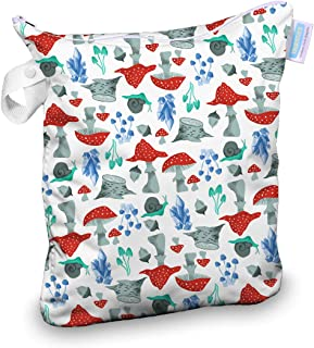 product image for Thirsties Wet Diaper Bag, Forest Frolic