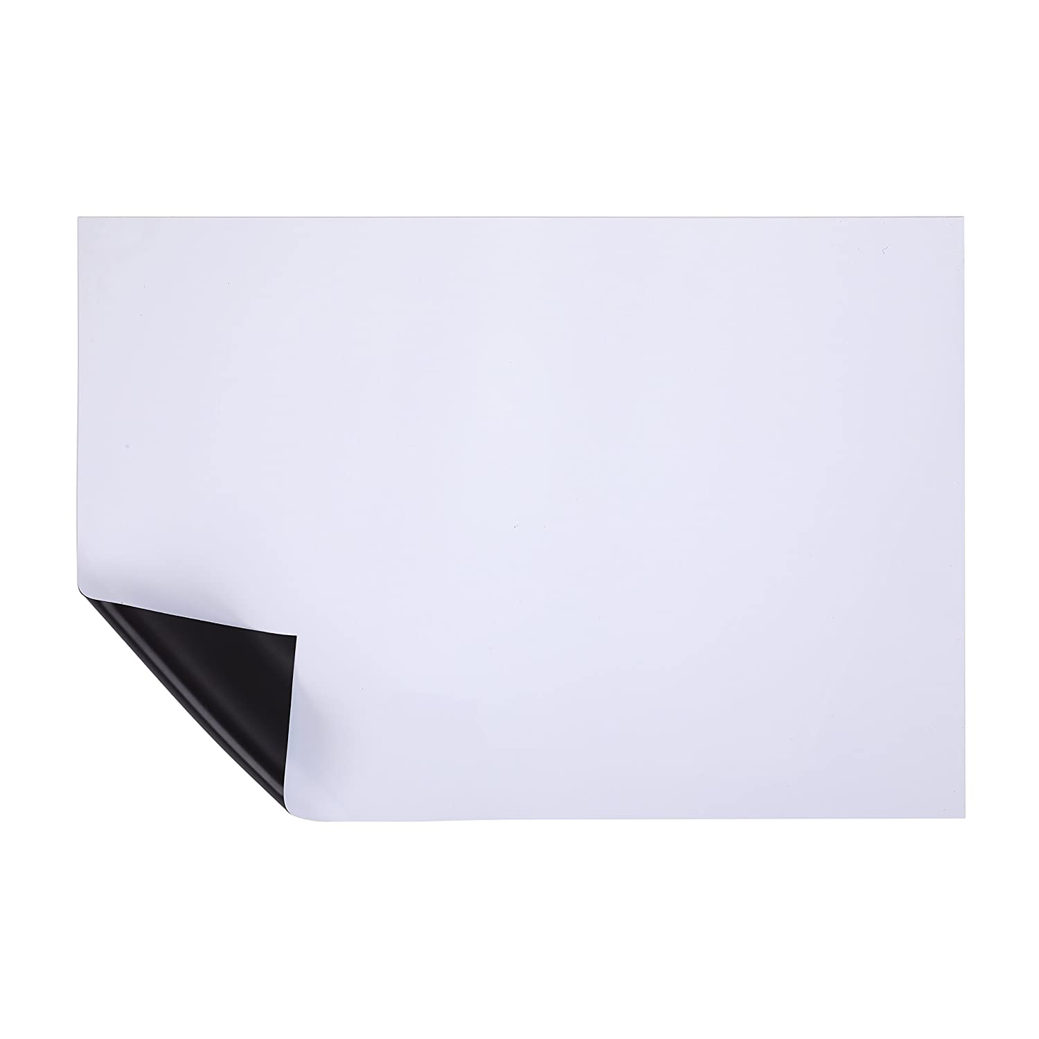 RIANCY Removable Soft Whiteboard, Magnetic Dry Erase Whiteboard Sheets,White Board Stickers, Message Board for Kids, Office, School & Home (23.6 X 35.4 in) RIANCY Inc