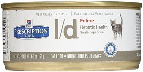 Hills LD Feline l/d PD - Prescription Diet dietas para gatos (lata)