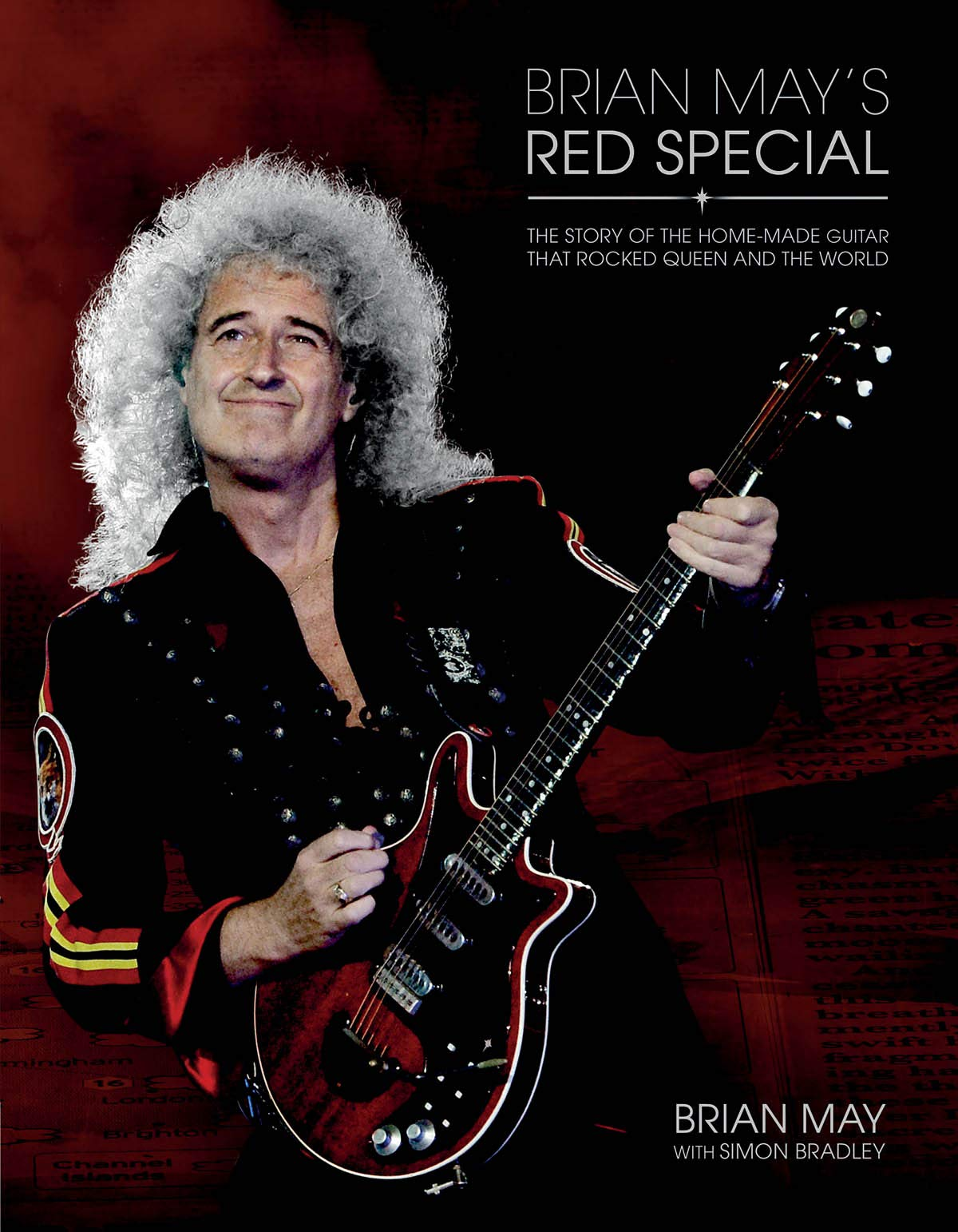 Brian Mays Red Special: The Story of the Home-made Guitar that Rocked Queen and the World: Amazon.es: Brian May: Libros en idiomas extranjeros